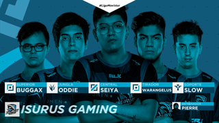 Isurus Gaming Roster 2019 Opening.png