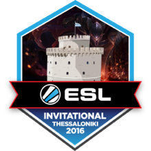 ESL League of Legends Invitational - Thessaloniki 2016 logo.png