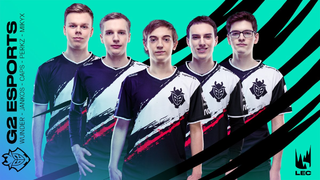 League Of Legends G2
