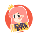 FIRE B-TCHlogo square.png