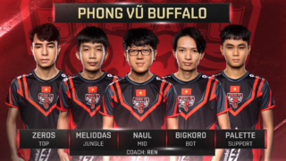 Phong Vũ Buffalo - Leaguepedia | League of Legends Esports Wiki