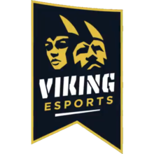 Viking Esports (Norwegian Team)logo square.png