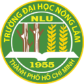HCMC University of Agriculture and Forestrylogo square.png