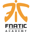Fnatic Academylogo square.png