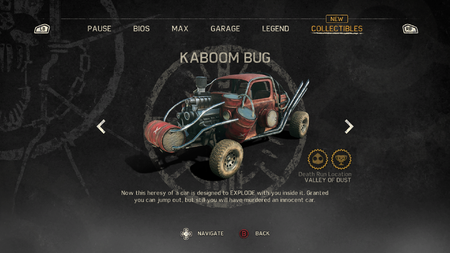 Kaboom Bug Official Mad Max Wiki