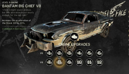 Mad Max V8 >> Bantam Big Chief V8 Official Mad Max Wiki