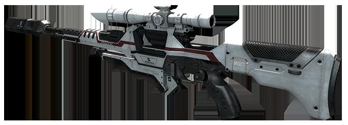 Combat Medic Weapon_TRQ_203-C_Tranquilizer_Rifle