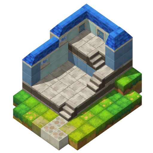 Blooming House Mini Map.png