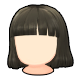 Hair icon Tidy Straight Hair.png