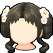 Hair icon Floral Braided Ponytails.png