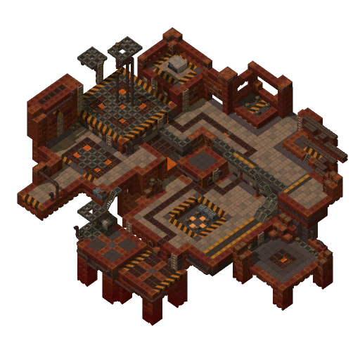 Magma Research Station Mini Map.png
