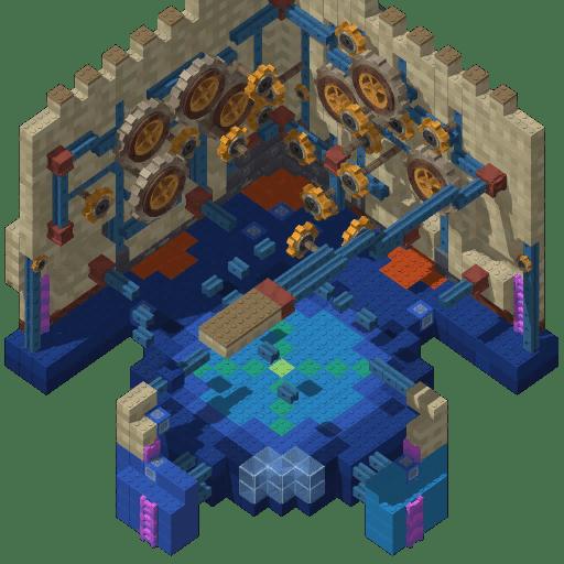 Ludibrium Clock Tower (Chaos) Map Layout.png