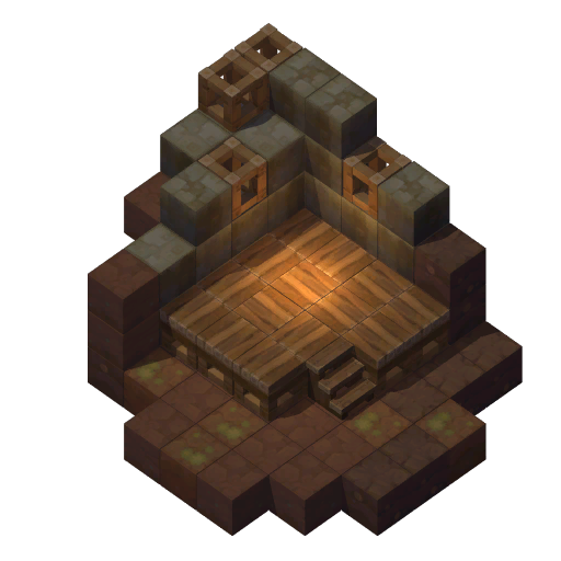Cliffside Mud Hut Mini Map.png