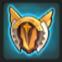 Brilliant Brass Shield Icon.png