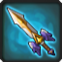 Brilliant Brass Arming Sword Icon.png