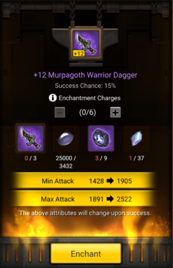 Enchanting - Official MapleStory 2 Wiki