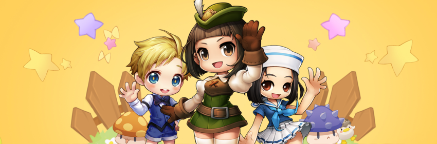 Closed Beta 2 - Official MapleStory 2 Wiki