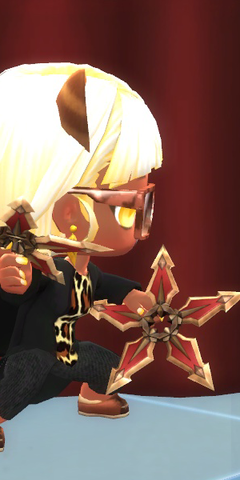 Gold-Tipped Throwing Star.png