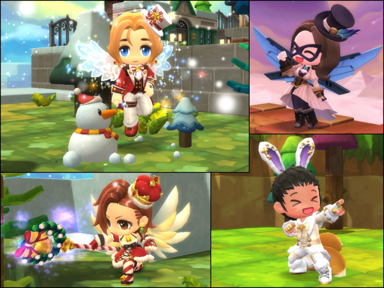 Holiday Present Event - Official MapleStory 2 Wiki