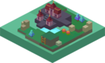 Twilight Moon Castle
