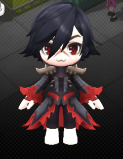 Blood Cult Coat - Official MapleStory 2 Wiki