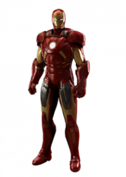 Iron Man Official Marvel Heroes Wiki