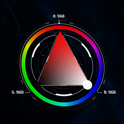 RGB dial - Mass Effect: Andromeda Wiki