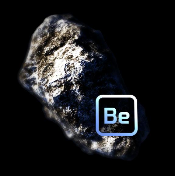 Beryllium Mass Effect Andromeda Wiki