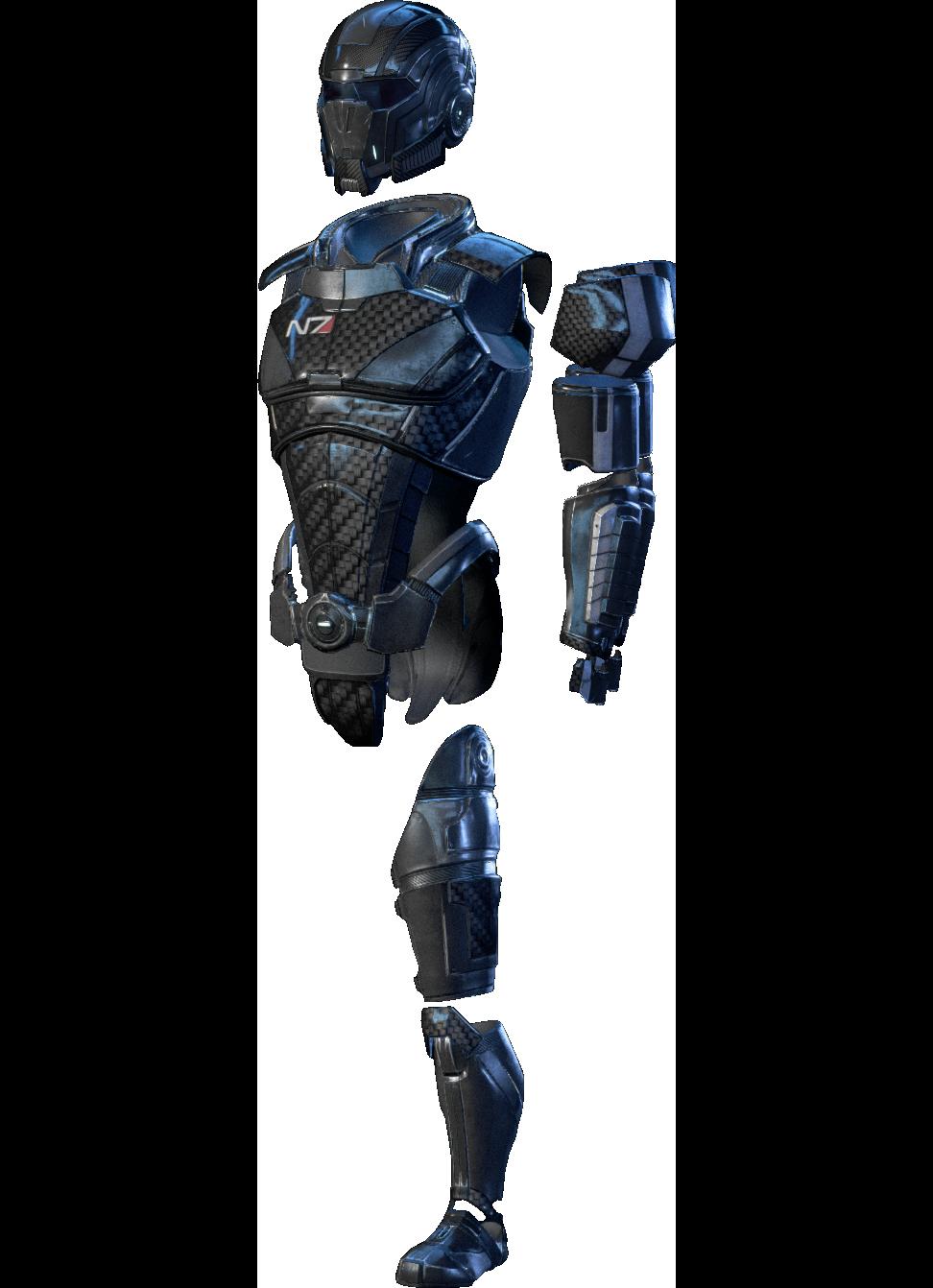 N7 Armor Mass Effect Andromeda Wiki