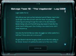 "Salvage Team 13: ""The Vagabonds"" - Log 023"