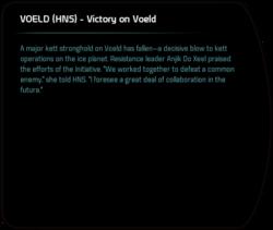 VOELD (HNS) - Victory on Voeld