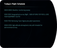 Today's Flight Schedule (science).png