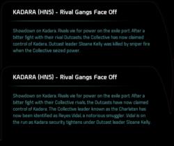 KADARA (HNS) - Rival Gangs Face Off