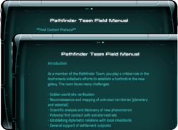 Pathfinder Team Field Manual