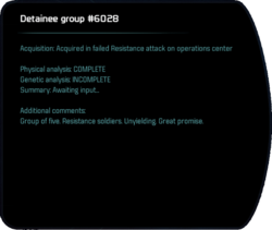 Detainee Group #6028