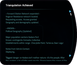Triangulation Achieved