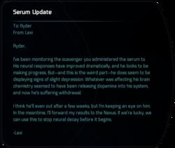 Serum Update