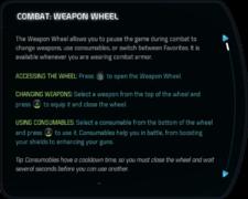 Tutorials - Combat - Weapon Wheel Crop 1.png