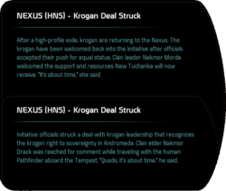 NEXUS (HNS) - Krogan Deal Struck