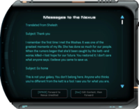 Messages to the Nexus Market Terminal.png