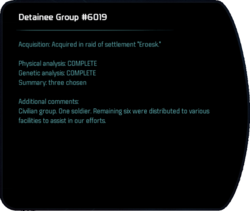 Detainee Group #6019