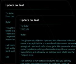 Update on Jaal