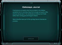 Galloway's Journal