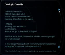 Octologic Override