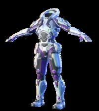 Heleus Icon Armor VI