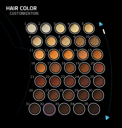 Hair Colors, Page 1.png