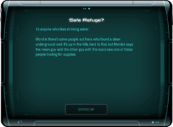 Safe Refuge?