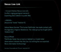 Nexus Live-Link