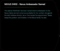 NEXUS (HNS) - Nexus Ambassador Named (Pathfinder Raeka).png