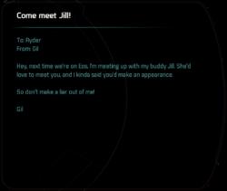 Come meet Jill!